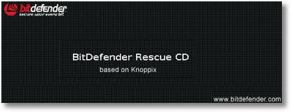 rescue-bitdefender