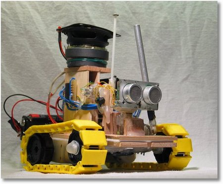 yellow-robot