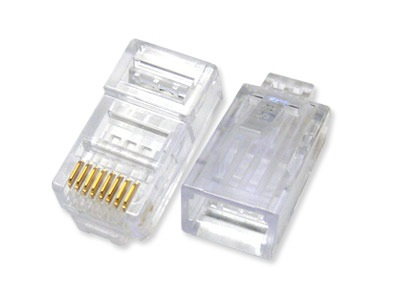 konektor rj 45, connector rj-45