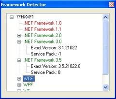 framework-detector
