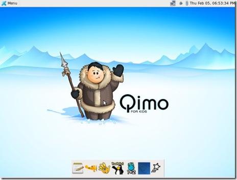 Qimo Linux